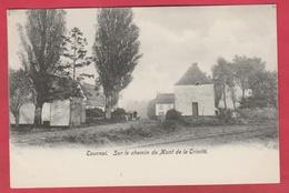 Tournai ... Sur Le Chemin Du Mont De La Trinité ( Voir Verso ) - Tournai