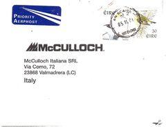 C.P. X ITALIA - 1949-... Repubblica D'Irlanda