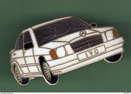 MERCEDES 190 BLANCHE *** A009 - Mercedes