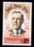 GRENADE    N°  773 * *   Prix Nobel Paix Wilson - Nobelpreisträger