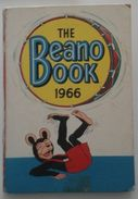The BEANO Book 1966 -  Children Book In English - Livre Pour Enfant En Anglais - Children's