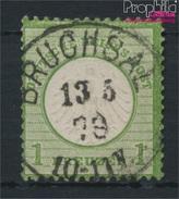 Deutsches Reich 7 Gestempelt 1872 Kleiner Brustschild (8984405 - Oblitérés