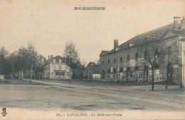G143 - 03 - LAPALISSE - Allier - La Halle Aux Grains - Lapalisse