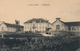 G143 - 03 - LAPALISSE - Allier - L'Hôpital - Lapalisse