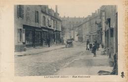 G143 - 03 - LAPALISSE - Allier - Rue Nationale - Lapalisse