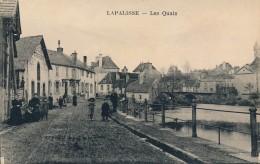G143 - 03 - LAPALISSE - Allier - Les Quais - Lapalisse
