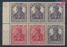 Deutsches Reich Hbl21aa A Postfrisch 1919 Germania (8031447 - Markenheftchen