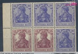 Deutsches Reich Hbl25ad A Postfrisch 1920 Germania (7827665 - Alemania
