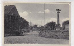 Dortmund-Kirchhörde  - Altes Und Neues Denkmal - 1942 - Dortmund