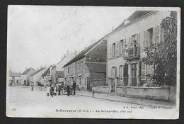 BELLEVESVRE - La Grande Rue , Côté Sud - Francia