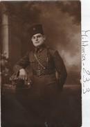 Militaria - Carte Photo -   Portrait De Soldat  ( A Definir ) Photo : Leca : Alger - Guerra 1914-18