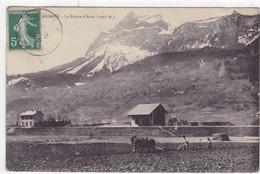 Haute-Savoie - Agland - La Pointe D'Areu (2468 M.) - France