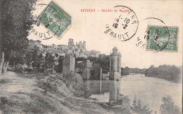 Béziers (34) - Moulin De Bagnols - France