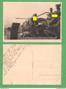 Albenga Savona 1939 Mitragliatrice Scuola Ufficiali Artiglieria Scritte Retro - Guerre, Militaire
