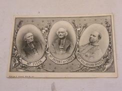 Carte Postale Metz Mgr Fleck Mgr Dupont Des Loges Mgr Willibrord Benzler - Autres