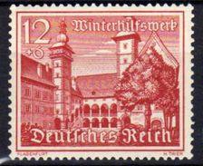 Deutsches Reich, 1939, Mi 735 X * (mit Senkrechte Gummiriffelung), Wintershilfswerk [110513I] @ - Nuevos