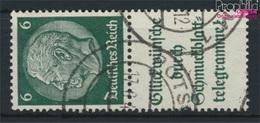 Deutsches Reich S185 Gestempelt 1939 Hindenburg WZ 4 (9099755 - Deutschland