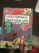 Blake Et Mortimer Les 3 Formules Du Prof Sato - Blake Et Mortimer