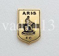 Badge Pin: European Football Clubs Greece  Aris Akropotamos FC - Football