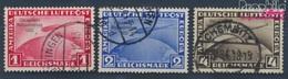 Deutsches Reich 496-498 (kompl.Ausg.) Gestempelt 1933 Chicagofahrt (8210828 - Germany
