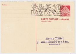 1970, Drei-König-Stp. A. GSK, ANK € 110.-    , # 9015 - 1961-70 Briefe U. Dokumente