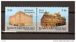 Cept 1991 Hongarije Ungarn Hongrie Yvertnr. 3312-13 *** MNH Cote 15 Euro  Europa - Hongrie