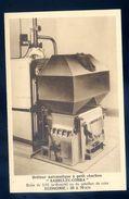 Cpa Publicité Brûleur Automatique à Petit Charbon Sabrulec Cobra Louis Bourdais Ingénieur St Servan Sur Mer    Sep17- 71 - Publicité