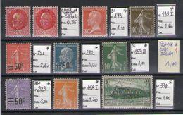 Lot De France Neufs*_voir Scan - Collections