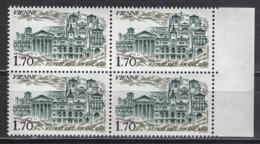 FRANCE  1985 - BLOC DE 4 TP Y.T. N° 2348 - NEUFS** /X38 - Unused Stamps