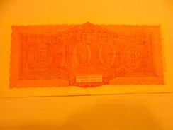 ITALY - ITALIA BANKNOTE 100 LIRE - 100 Lire