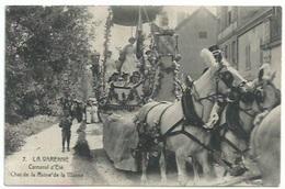 94 Saint Maur Des Fossés - La Varenne St Hilaire - Carnaval D'été - Char De La Reine De La Marne - Saint Maur Des Fosses