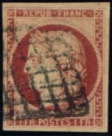 Lot N°078 France N°6  Oblitéré Qualité ST - 1849-1850 Ceres