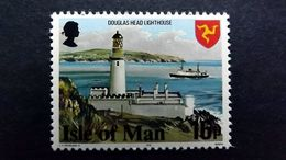Isle Of Man 117 A ++/mnh, Bauwerke Und Landestypische Motive - Isla De Man
