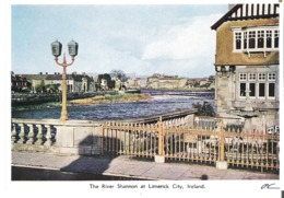 The River Shannon At Limerick City, Ireland - Limerick