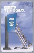 VE.- Venezuela. CANTV. DIRECTO Y SIN ESCALAS. ACCESO INTERNACIONAL CANTV. 2 Scans - Venezuela