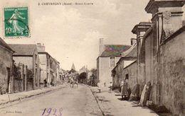 76Hy   02 Chevregny Avant La Guerre 14/18 - France