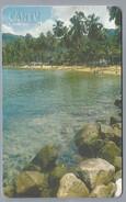 VE.- Venezuela. CANTV. Arapo. Serie: Playas Venezolanas. (3 De 6) Fotografo: Nelson Garriodo. 2 Scans - Venezuela