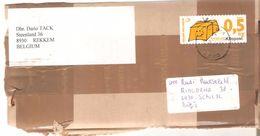 TP Kilopost Ki10 Intérieur - Binnenland S/devant De Colis C.Rekkem 2004 V.Schilde  AP1237 - Briefe U. Dokumente