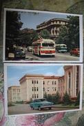 OLD USSR Postcard GEORGIA  - Tiflis / TBILISI - 2 PCs Lot - 1960s - Georgia