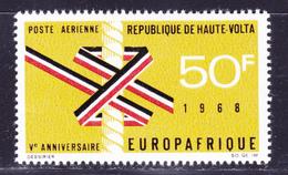 HAUTE-VOLTA AERIENS N°   53 ** MNH Neuf Sans Charnière, TB (D1912) EUROPAFRIQUE - Alto Volta (1958-1984)