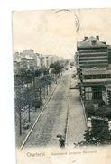 Belgique - Charleroi - Boulevard Jacques Bertrand - Charleroi