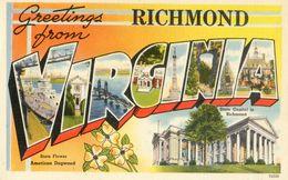 Greetings From Richmond - Richmond