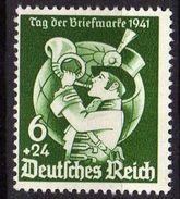 Deutsches Reich, 1941, Mi 762 **, Tag Der Briefmarke [060914L] - Deutschland
