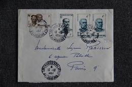 Lettre De TANANARIVE Vers PARIS. - Madagascar (1889-1960)