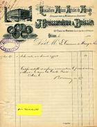 Quincaillerie, Articles De Ménage, Maison CROISSANDEAU Et BOISSIN, Place Du Martroi, ORLEANS, 1896 - Francia
