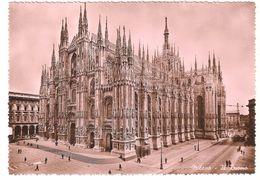 Milano - Il Duomo - Fotocelere - Vera Fotografia - Nuovo Stato - Seppia Rosa - Milano (Mailand)