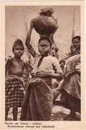 Missiën Van Scheut - Celebes - Moenaneesche Schoone Met Waterkruik - Indonesia