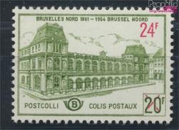 Belgien PP53 (kompl.Ausg.) Postfrisch 1959 Alter Bahnhof (6752431 - Portomarken