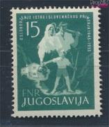 Jugoslawien 733 (kompl.Ausg.) Postfrisch 1953 Jahrestag Der Befreiung (7715430 - 1945-1992 Repubblica Socialista Federale Di Jugoslavia