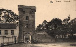 BELGIQUE - LIMBOURG - TONGEREN - TONGRES - Porte De Visé. - Tongeren